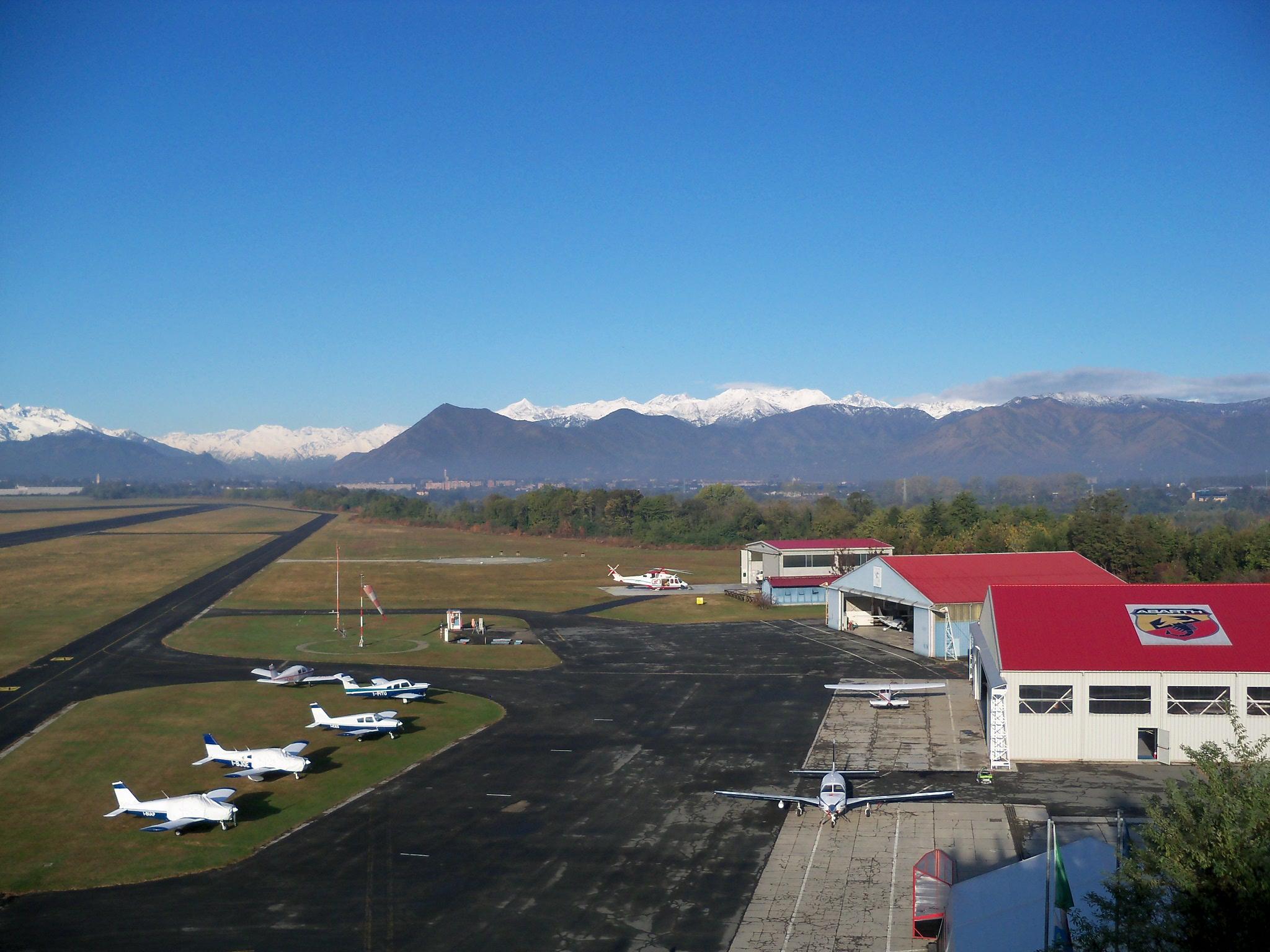 Area Campo Volo Collegno - Torino Nuova Economia