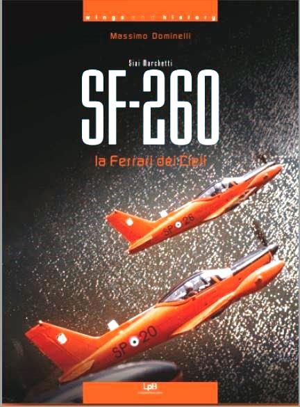 Presentazione volume su Siai SF 260