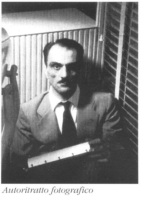 Carlo Mollino the pilot